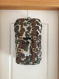 New Herschel Little America Backpack (Frog Camo) Calgary, T3P 0A3