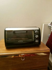 black and gray toaster oven Olney, 20832