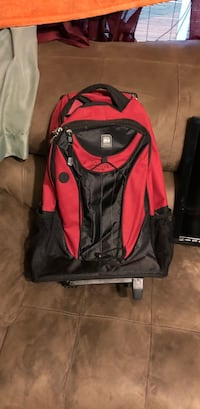 black and red Nike backpack Boiling Springs, 29316
