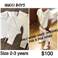 Authentic Gucci for boys Norwalk, 50211