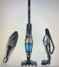Vacuum cleaner hikeren