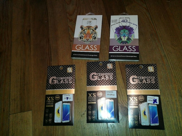 Film protection verre trempe iphone/samsung