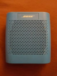 white and gray Bose portable speaker Edmonton, T5P 2S1