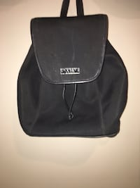 Black authentic coach back pack. Classy. Great little storage pockets.