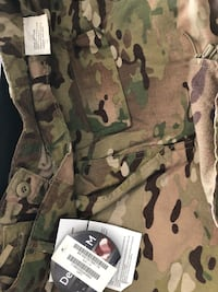 Camouflage OCP pants and top McLean, 22102