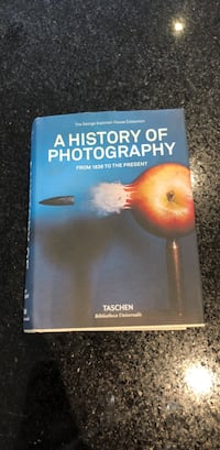 A History of Photography Taschen Book Los Angeles, 90291