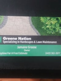 Hardscapes and lawn maintenance Grasonville