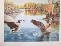 BEAUTIFUL SIGNED PRINT by PANOS TOSSOUNIAN Mississauga, L5L 5K4