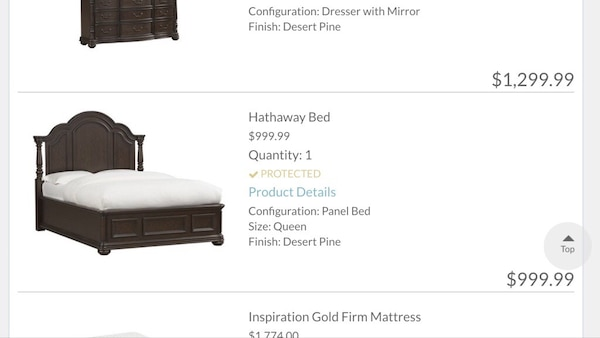 Excellent Havertys Hathaway Wooden Bed Queen Lamtechconsult Wood Chair Design Ideas Lamtechconsultcom