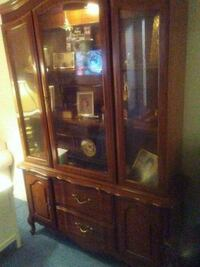 China Cabinet. OBO Old Town Manassas, 20110