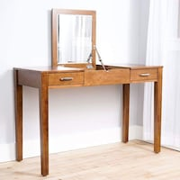 Vanity with Mirror and Outlet- New, In Box Alexandria