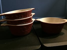 French Country Bowls includes main serving bowl