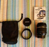 Tamron 18-270mm lens for nikon 39 km