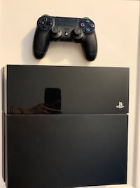 PS4 500GB + The Last Of Us instalked