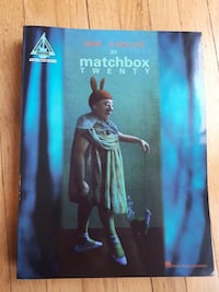 Matchbox twenty guitar music book
