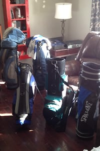 Golf bags for sale! Edmonton, T6K