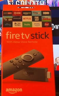 Amazon Fire TV stick box Alexandria, 22314