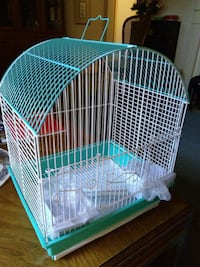 Small bird cage, new Annandale, 22003