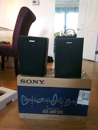 Sony speakers Germantown, 20874