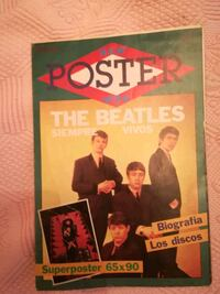 Revista poster the beatles Leganés, 28915