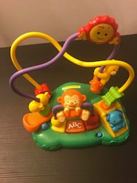 baby's green and orange activity toy Woodbridge, 22192