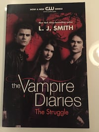 The Vampire Diaries: The Struggle 5942 km