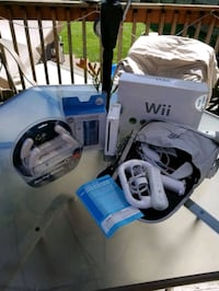 Brand new Wii Council system.