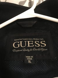 Guess Jacket - Black VANCOUVER