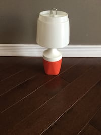 6 volt battery operated campers lamp