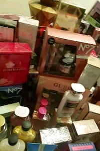 Perfumes, colognes, body sprays, ect