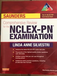 NCLEX-PN Exam Review 5th Edition  Cutler Bay, 33189
