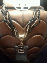 New Black Fashion jewelry necklace Houston, 77017