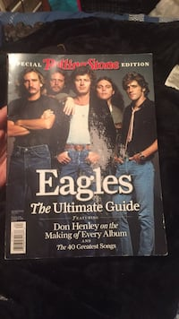 The Rolling Stone Magazine , The Eagles speacial addition Toronto, M4C