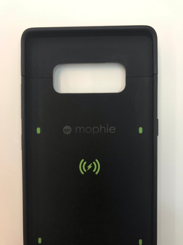 brand new 39036 e2cc8 Samsung Galaxy Note 8 Mophie Juice Pack - Battery Pack - Original Case