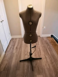Adjustable Judy Dress Form