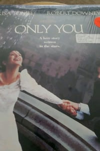 Only you......