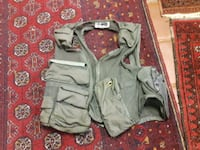Air force Military Survival Vest Burke