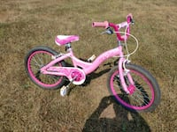 "Nice Schwinn Deelite 20"" Girls Pink Bike Chester"