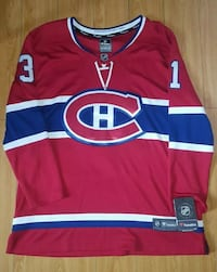 Montreal Canadiens Women's Hockey jersey XL NEW W/TAGS