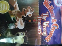 Wallace & Gromit The Wrong Trousers St. John's, A1N