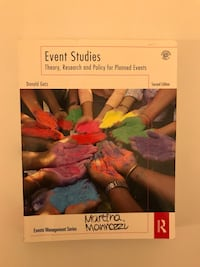 Event Studies book Winchester