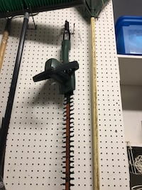 """16 """" blade electric hedge clippers Dallas, 75287"""