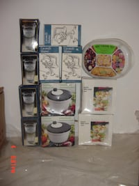 Mix of Kitchen items
