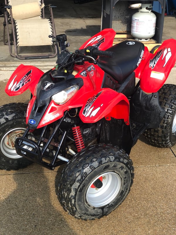 Sold 2005 Polaris Predator 90 In Wadsworth