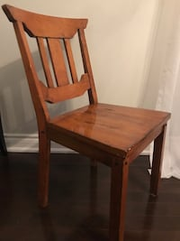 Solid wood kitchen chairs Vaughan, L6A 1E8