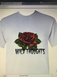New clothing line WILD THOUGHTS get in tune