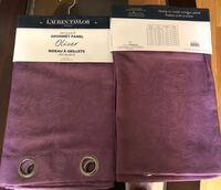 "A set of two  brand new curtains/drapes 42x84"" Ottawa, K1R 7B3"