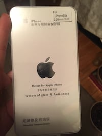 iPhone 5/5s Tampered Glass (Screen) Toronto, M5T 1H2