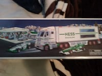 Hess truck toy box Tampa, 33612