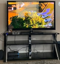 50 inch Tv/w Stand